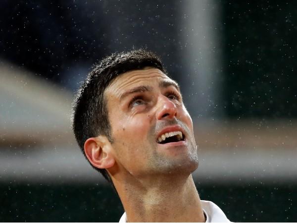 Djokovic and Berrettini Grand Slam record: