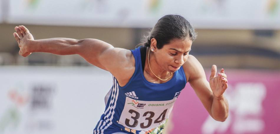 Tokyo 2020: Dutee Chand disappoints; fails to qualify
