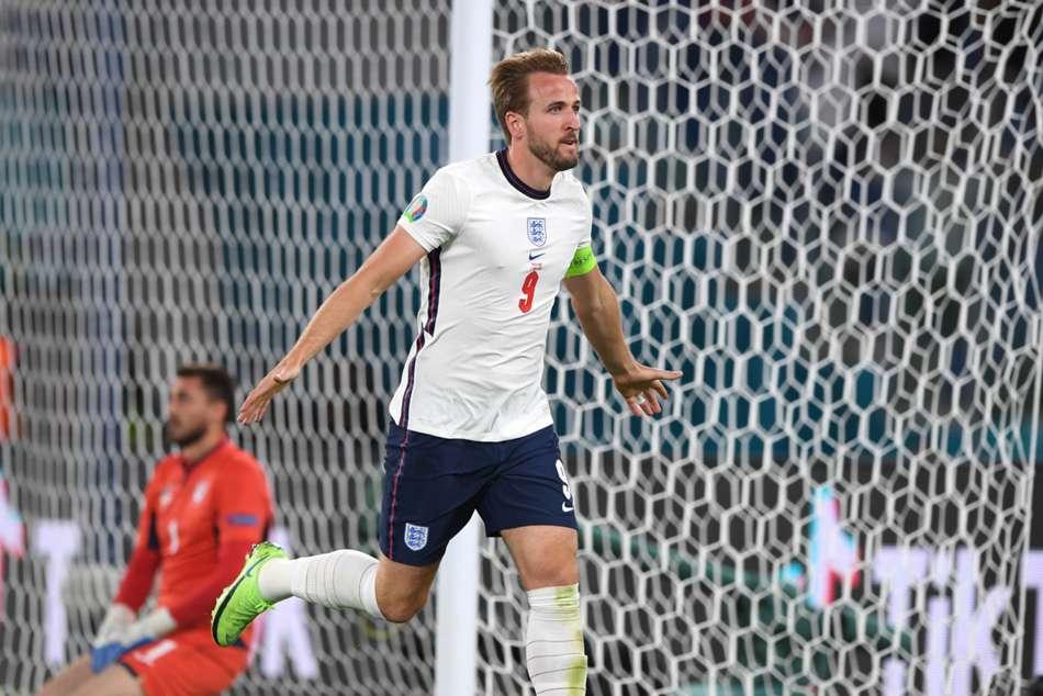 Euro 2020: Ukraine 0-4 England; Kane double helps set up Denmark semifinal for rampant Three Lions