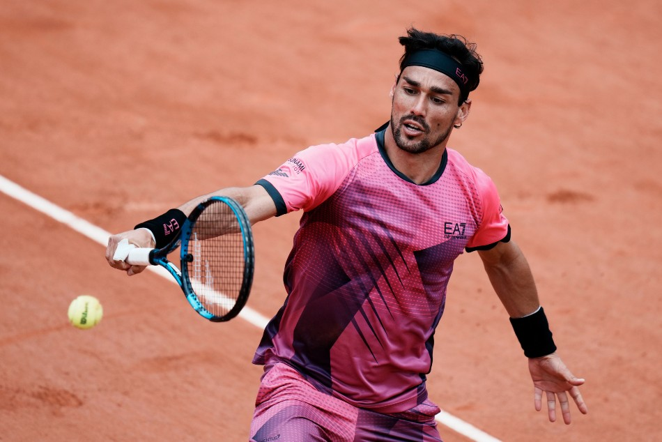 Tokyo 2020 Fognini Apologizes For Homophobic Slur In Olympic Loss