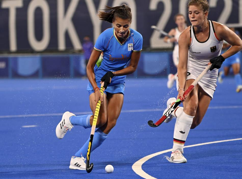 Tokyo 2020 Indian Women Pay The Penalty As Germany Win 2 0