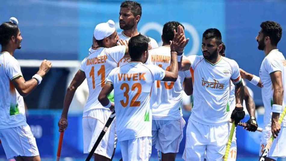 Tokyo Olympics Hockey India Stroll Past Spain 3 0 As Rupinder Strikes A Brace