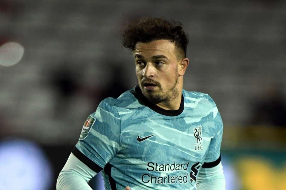 Shaqiri Hints At Possible Lazio Move Due To Admiration For Sarri Liverpool Departure