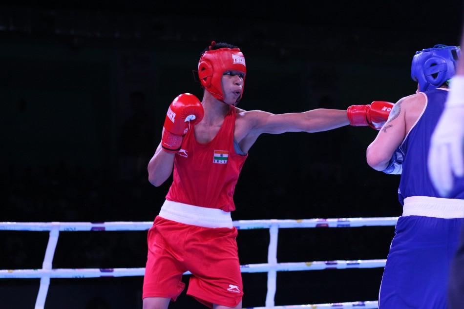 Tokyo 2020 Boxer Lovlina Borgohain Advances To Quarter Finals In Womens Welterweight