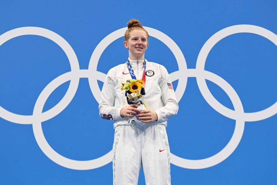 Tokyo Olympics Teenage Kicks For Jacoby Joy For Mckeown And One Twos For Gb And Russia