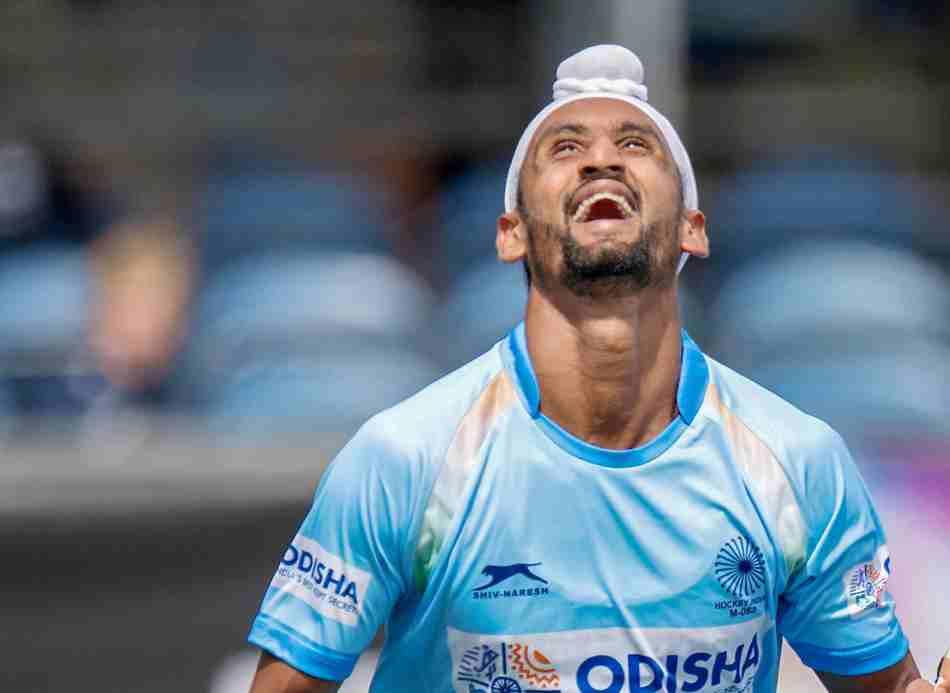 Tokyo Olympics Striker Mandeep Singh Confident Of India Hockey Team S Good Effort