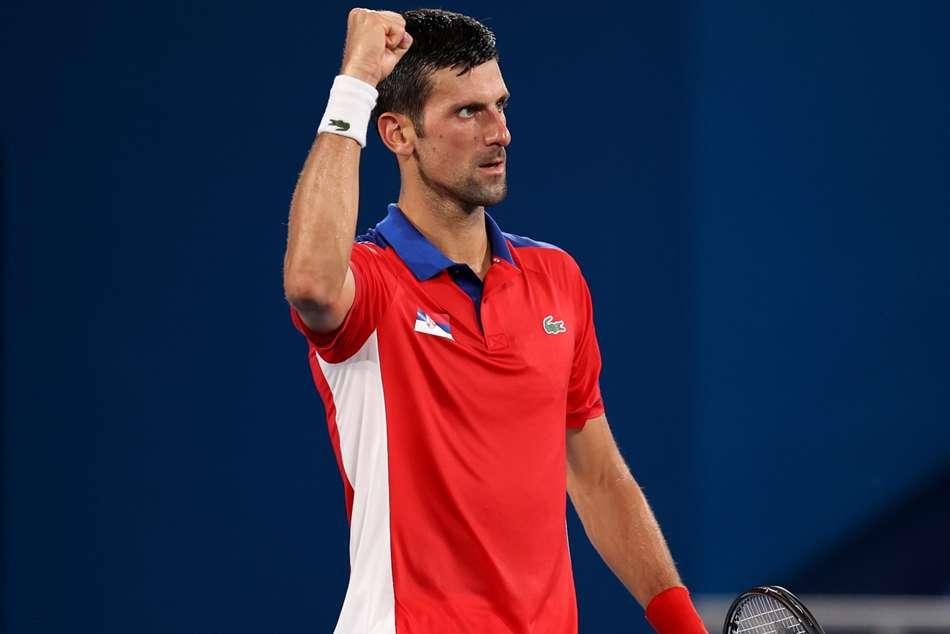 Tokyo Olympics Novak Djokovic Beats Kei Nishikori To Reach Mens Tennis Semi Finals