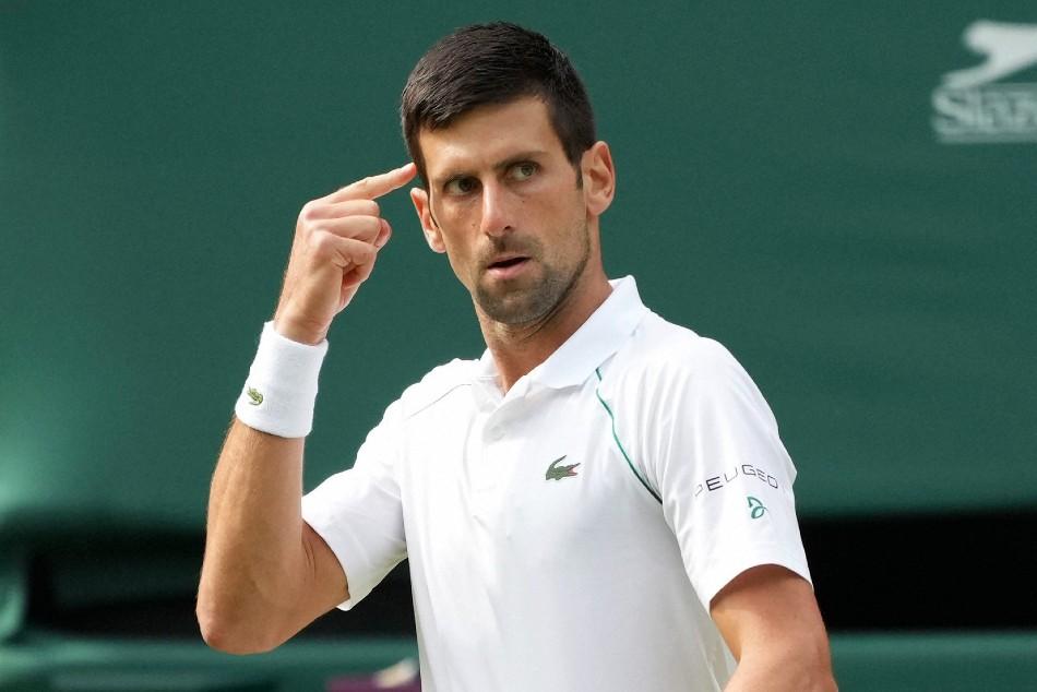 Wimbledon 2021: Novak Djokovic wins record-equalling 20th Grand Slam title
