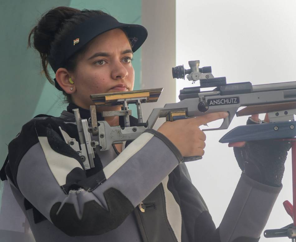 Tokyo Olympics India Shooters Bow Out In 10m Air Rifle Rounding Off A Sad Show