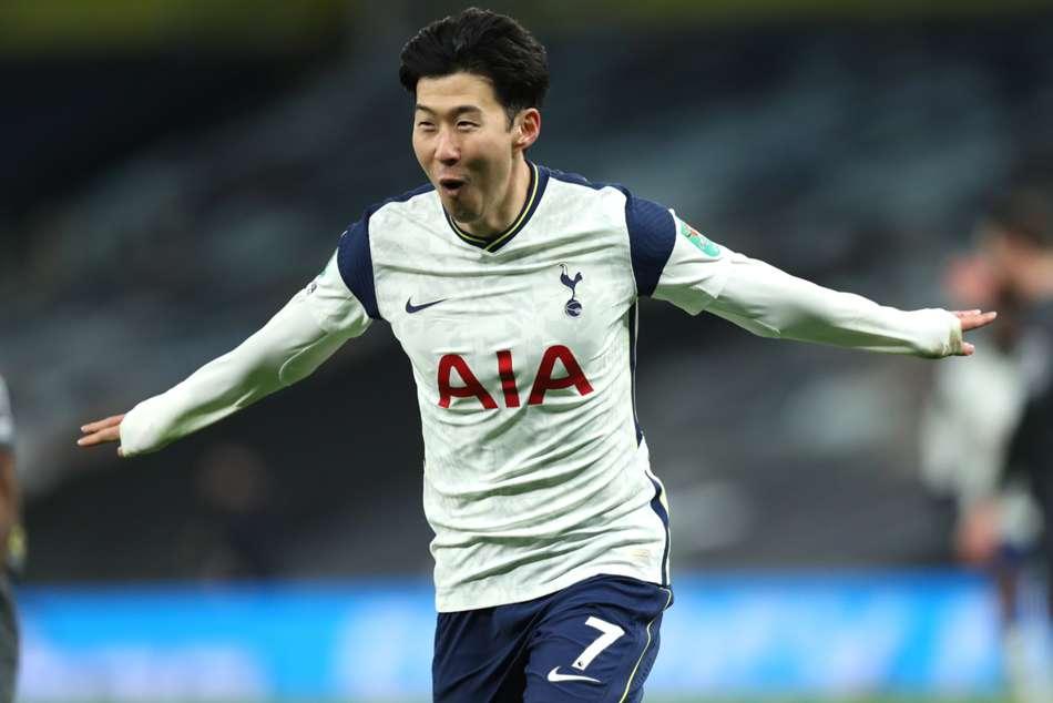 Tottenham Tie Down Son As Kane Rumours Swirl