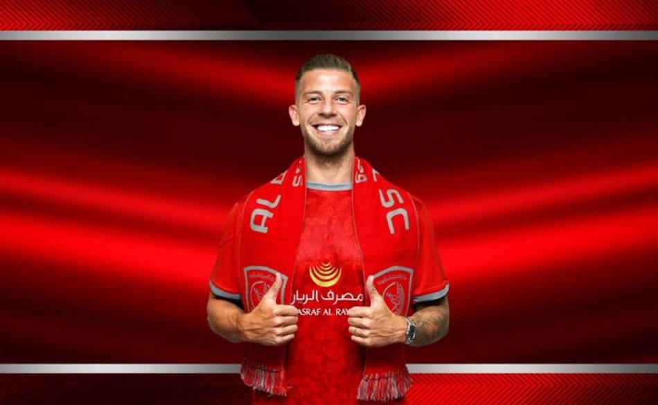Tottenham Hotspur S Toby Alderweireld Joins Qatar S Al Duhail