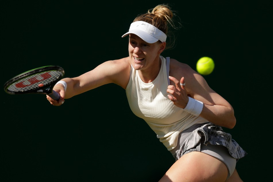 Riske Knocks Out Vanderweghe At Silicon Valley Classic