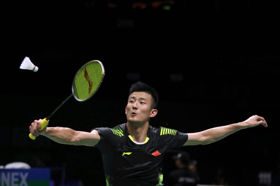 Tokyo 2020 Badminton China S Chen Long Sets Up Olympic Title Defence Clash Against Viktor Axelsen