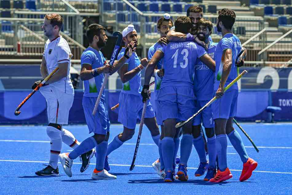 Tokyo Olympics: India win hockey medal after 41 years, beat Germany 5-4 for bronze