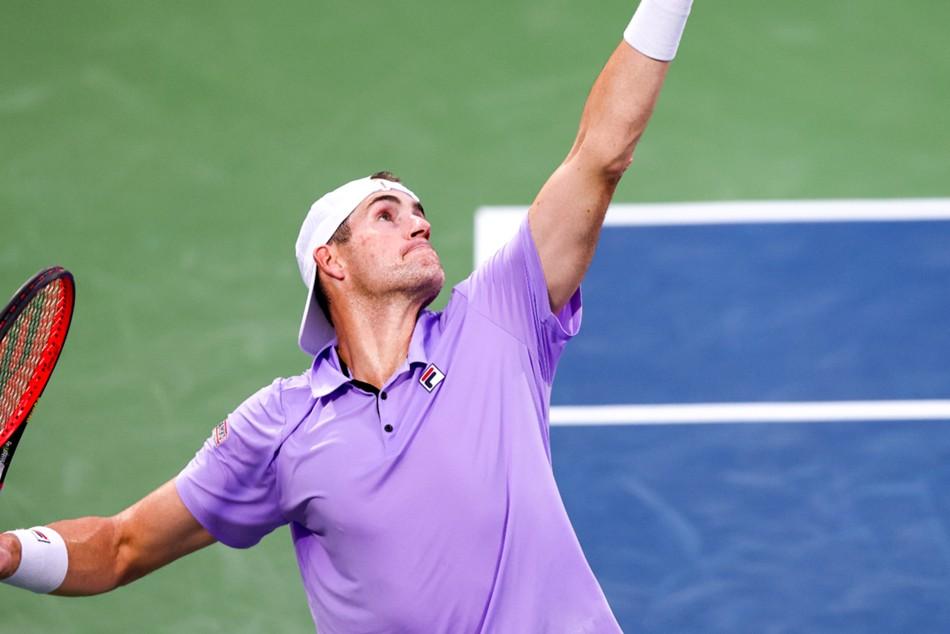 Isner Claims Sixth Atlanta Open Title With Tight Win Over Nakashima