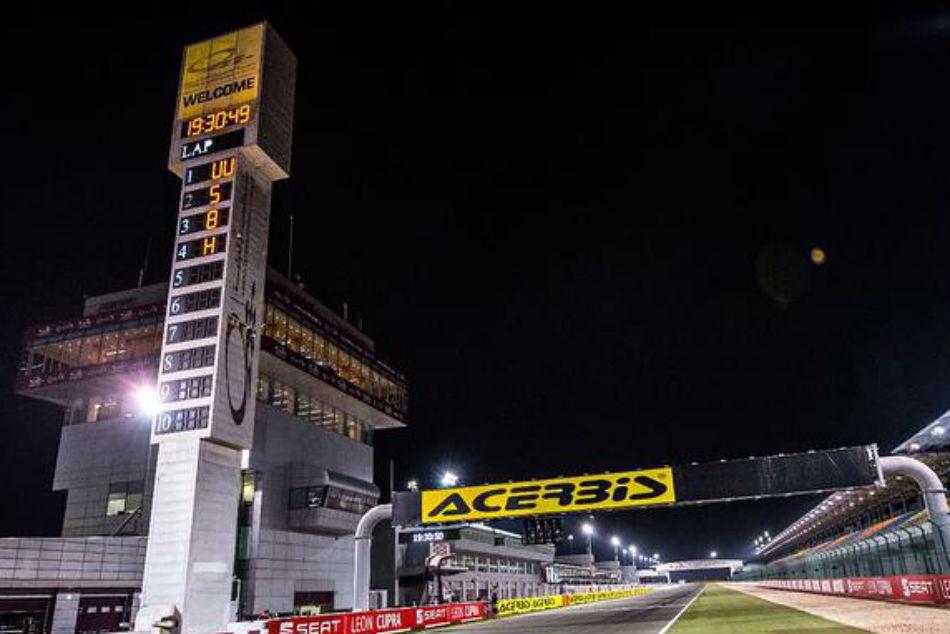 Qatar to make F1 debut in November?