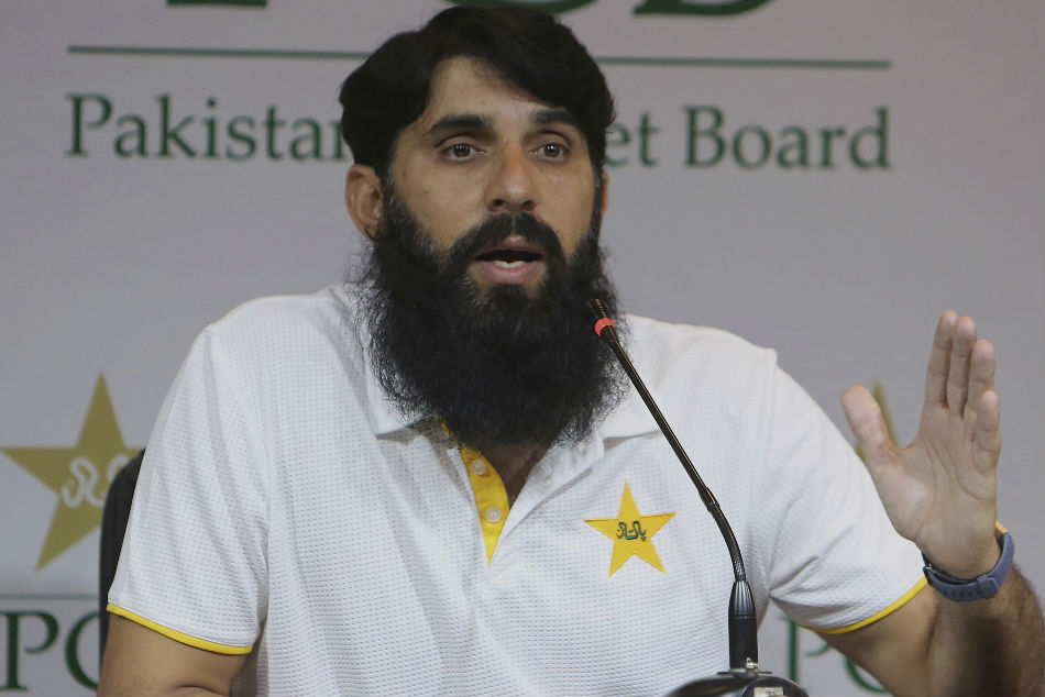 Misbah likely to continue as Pakistan head coach following weather-hit T20 series win against Windies