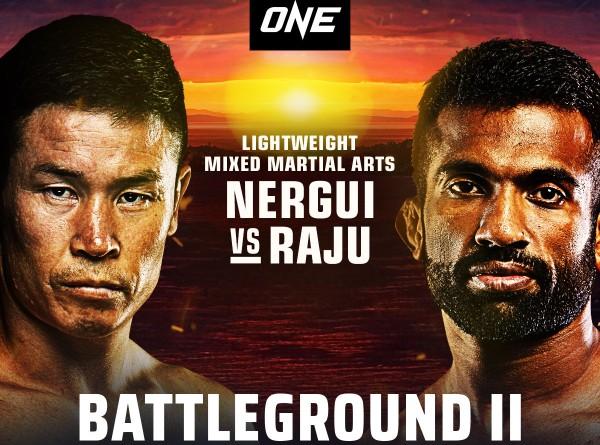 Bagaimana dan kapan menonton ONE Battleground II di India?