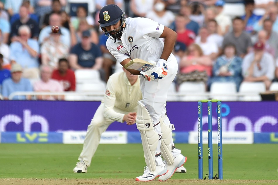 India vs England, 1st Test Day 1 Highlights: Rohit-Rahul hold guard after Bumrah, Shami shine for visitors