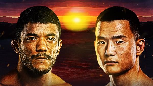 Silva vs. Li Tao