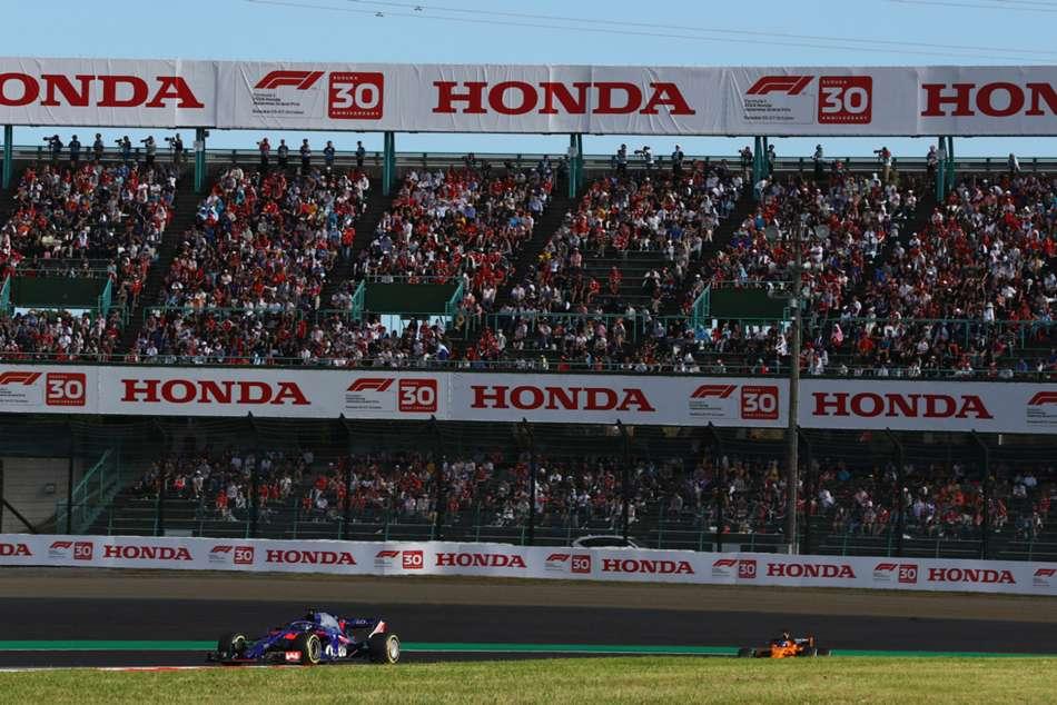 Japanese Grand Prix cancelled due to coronavirus