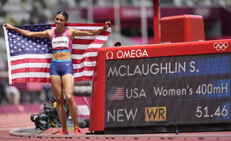 Rojas, Warholm, McLaughlin refine sport