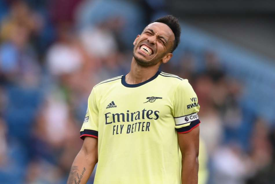 Arsenal v Tottenham: Is there any way back to the top for Aubameyang?