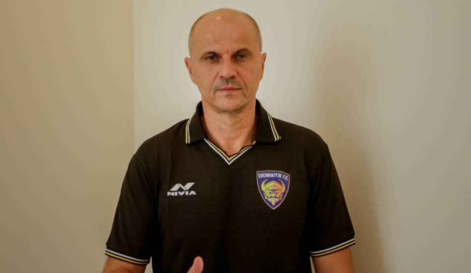 Chennaiyin coach Bandovic just can't wait for fans to return to the stadiums