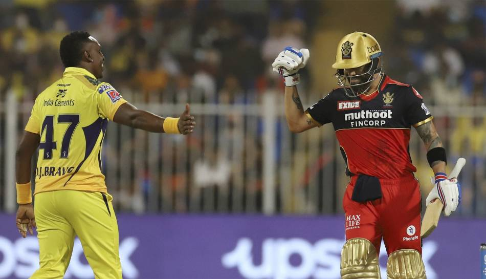 Dwyane Bravo shines as clinical Chennai beat Bangalore by 6 wickets