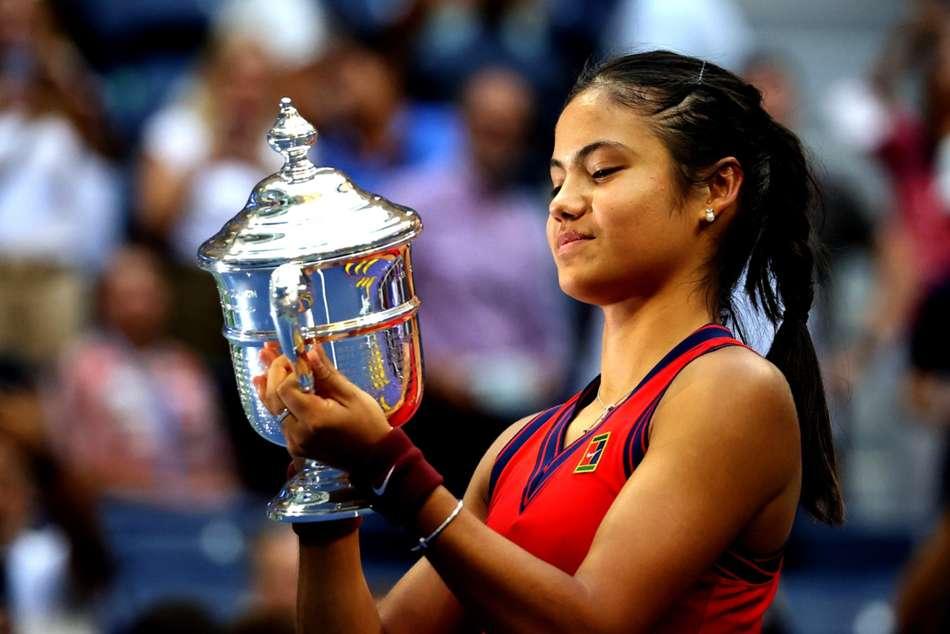 US Open: Fairytale final proves tennis is in good hands as Raducanu triumphs