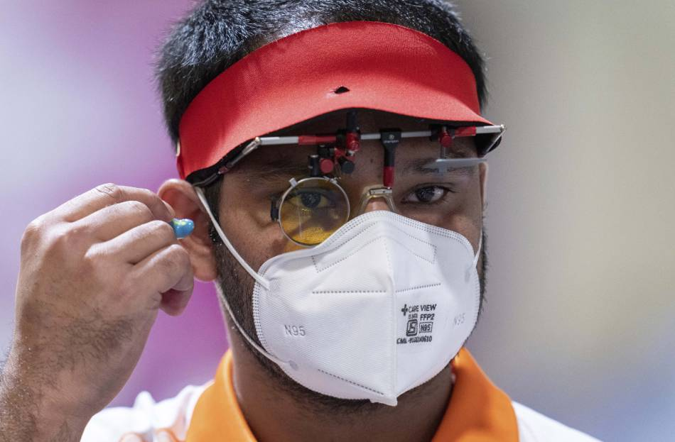Paralympics: Manish Narwal wins gold, Singhraj silver as it's an Indian 1-2  in shooting - myKhel
