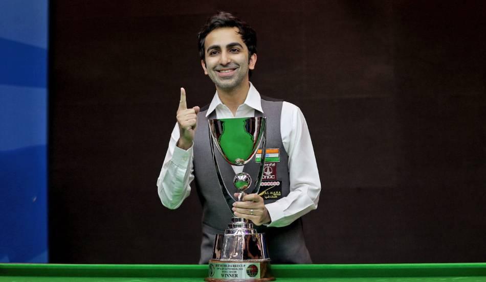 Pankaj Advani clinches Six-Reds Snooker World Cup - myKhel