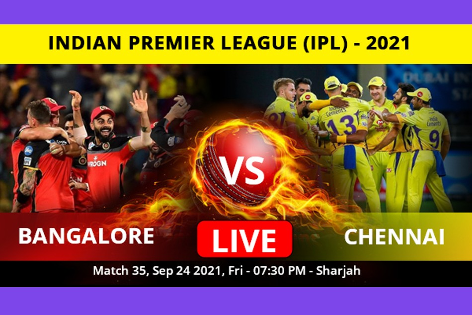 IPL 2021: CSK vs RCB Highlights: Dwyane Bravo shines as clinical Chennai beat Bangalore by 6 wickets