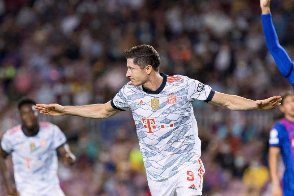 Barcelona 0-3 Bayern Munich: Muller and Lewandowski strike in convincing win at Camp Nou