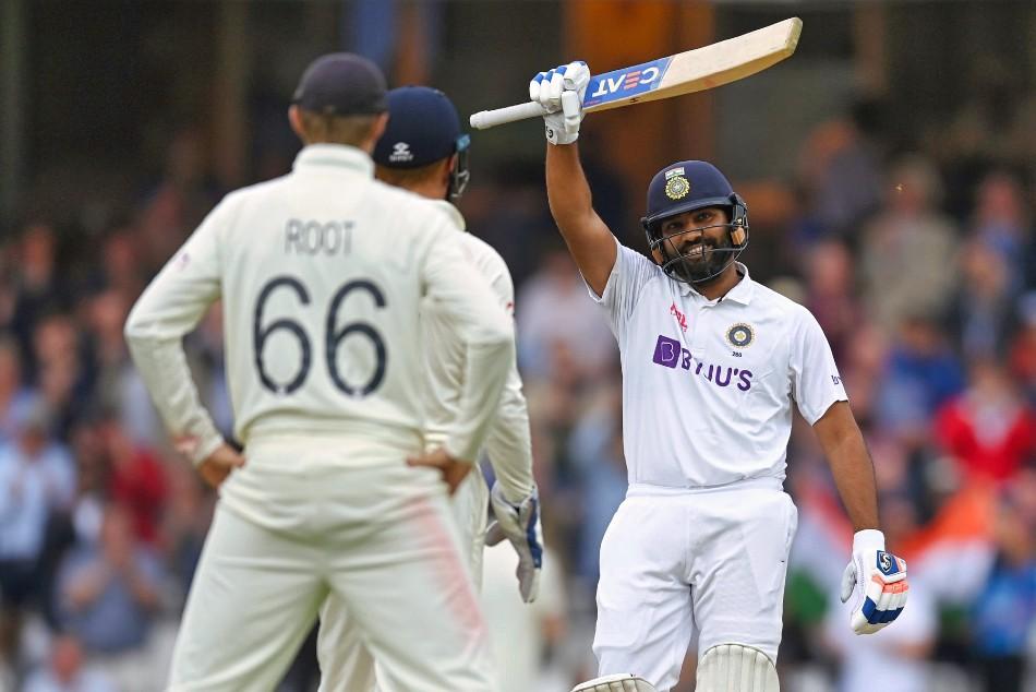 रोहित शर्मा ने लगाया पहला विदेशी टेस्ट शतक;  युवराज सिंह से लेकर इयान बेल तक, क्रिकेट जगत ने उनका स्वागत किया
