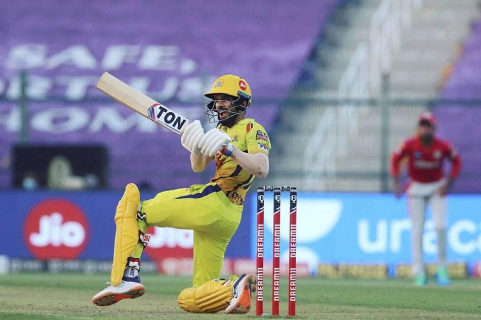 Gaikwad, bowlers shine as Chennai beat Mumbai to go top of the table