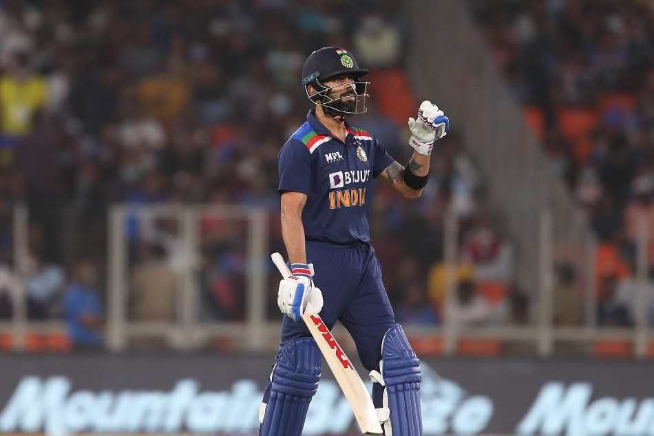 Virat Kohli announces stepping down as T20I captain after T20 WC; Twitterati salute his legacy