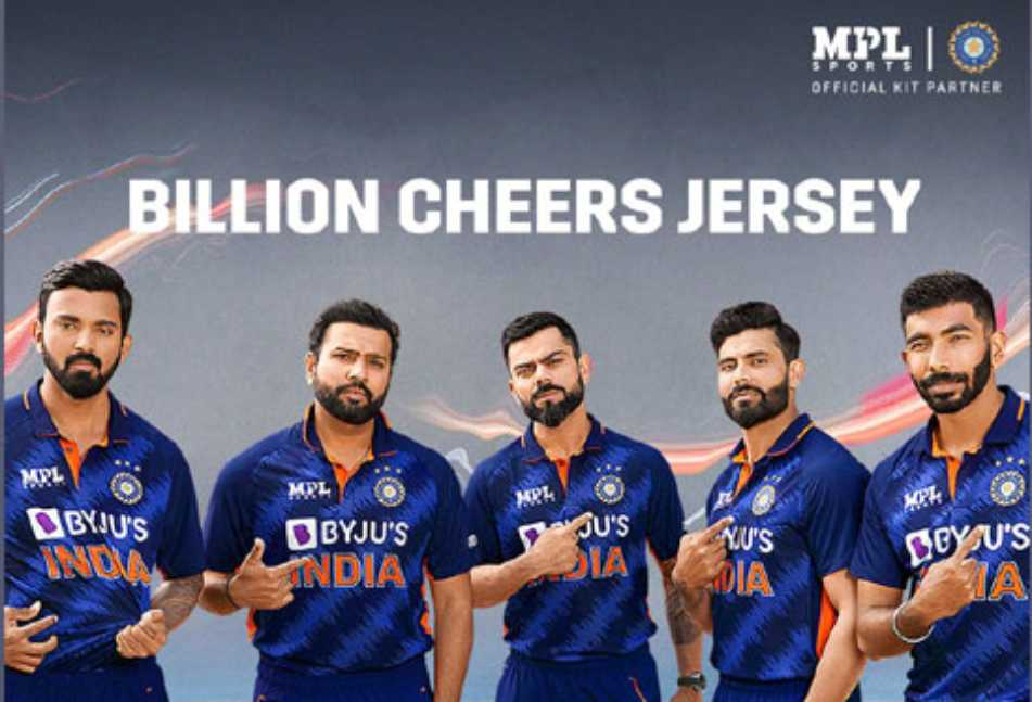 ICC T20 World Cup 2021 | BCCI unveils cool new blue jersey of Team India