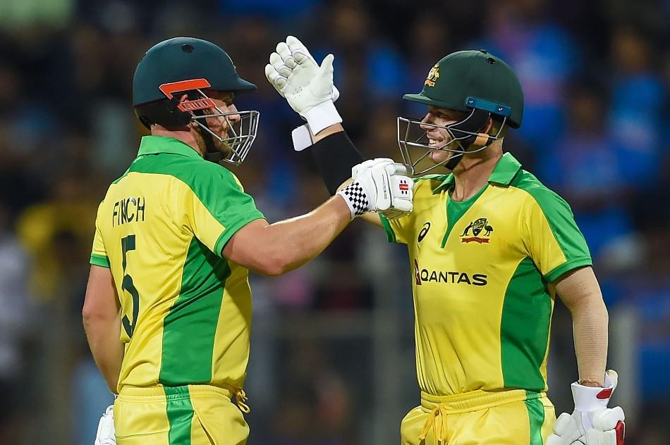 Aaron Finch backs David Warner to open in T20 World Cup despite woes in IPL 2021