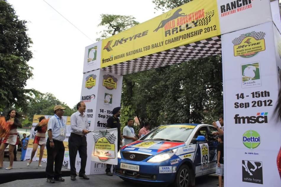 Utsav de Hampi: Top national drivers and riders in fray for TSD Nationals