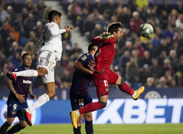 Levante and Lopez part ways