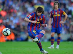 Messi Brings India To A Stanstill