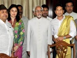 Sachin Tendulkar Cant Become A Minister In India