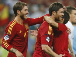 Centurion Alonso Sends Spain Into Euro Semi Finals