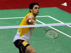 Prannoy Kashyap Advance Curtains For Ajay In Nz Open