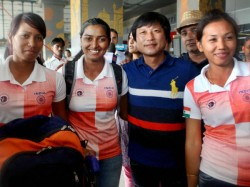 Indian Archery Team Ignored By The Association