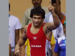 Amit Wins Silver At World Wrestling Championship
