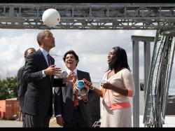 President Obama Hosts Heat In White House