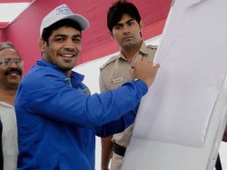 Sushil Kumar Disappointed For Not Being Awarded The Padma Bhushan