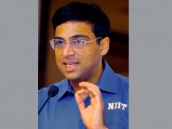 Vishwanathan Anand Wins Bronze In World Rapid Chess Championship